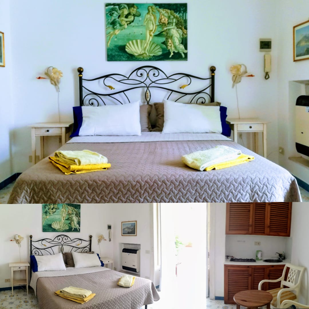 double room Positano Italy