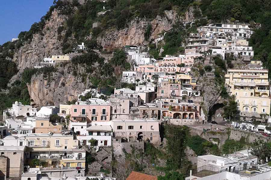 Fornillo area - bed and breakfast Positano center