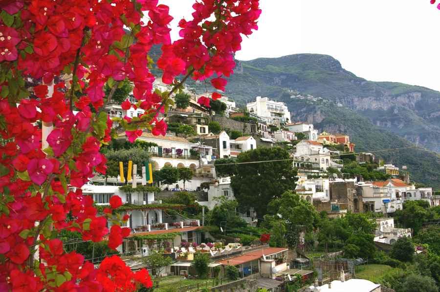 bb Positano Italy
